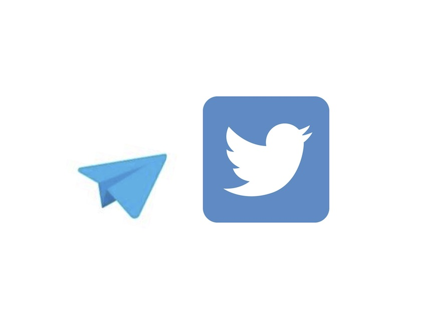 ツイッター、テレグラム画像
