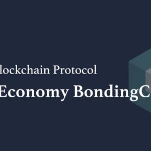 Trust Economy Bonding Curves